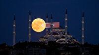 İstanbul'un yeni simgesi: Büyük Çamlica'ya ziyaretçi rekoru