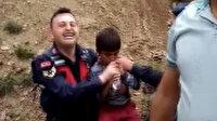 Burdur'da kaybolan 10 yaşındaki otizmli Kerim Can, 48 saat sonra bulundu