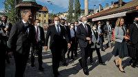 Dışişleri Bakanı Çavuşoğlu Saraybosna'daki temaslarına başladı