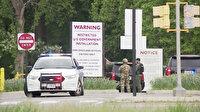 ABD'de CIA karargahı önünde bombalı araç alarmı!