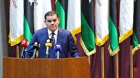 Libya Başbakanı Dibeybe: Libya-Türkiye denizcilik anlaşmasından vazgeçmeyeceğiz