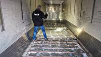 Karnabahar sevkiyatı adı altında uyuşturucu ticareti: Bir milyon euroluk marihuana ele geçirildi