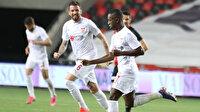 Sivasspor Max Gradel ile masaya oturuyor: Kulübü adına sezonun oyuncusu oldu