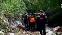 Bartın'da ormanlık alanda kaybolan kişi 56 saat sonra bulundu