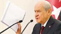 Bahçeli açıkladı:  MHP'den 100 maddelik anayasa taslağı
