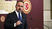 Bülent Turan'dan CHP'li Erdoğdu'ya sert tepki: Darbeden korkmadık Aykut'tan mı korkacağız?