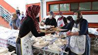 Bolulu 47 kadının el emeği yöresel lezzetleri yurdun dört bir yanına gönderiliyor