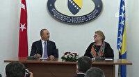 Bakan Çavuşoğlu: Bosna'ya desteğimiz devam edecek