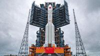 Kontrolden çıkan Çin roketi sert biçimde dünyaya düşebilir
