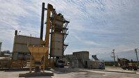Hem üretim hem hizmet: Yıldırım Belediyesi kendi ürettiği asfaltı kullanıyor
