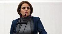 HDP'li Başaran terörist başına özgürlük istedi: Öcalan'a uygulanan tecrit savaş demektir