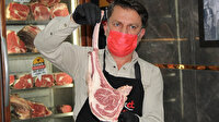 Görenler inanamıyor müşteriler araba takası teklif ediyor: Bu etin kilosu tam 10 bin lira