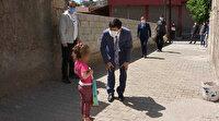 Ergani Belediyesi ekonomik durumu iyi olmayan ailelere yardım kolilerini dağıtıyor
