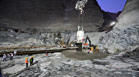 Tamamlandığında Türkiye'nin en büyüğü olacak: Yusufeli Barajı'nda son metreküp beton döküldü