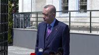 Cumhurbaşkanı Erdoğan: Anayasa hazırlığı çalışmaları tamamlanmak üzere