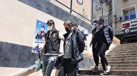 Polis kılığında eve girip bin 200 lira çalan hırsızlar kıskıvrak yakalandı