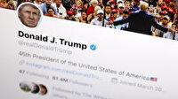 Twitter'dan Trump'a geçit yok: Açıklamalarını yayımlayan bir başka hesabı daha askıya aldı