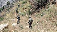 MSB açıkladı: Pençe-Şimşek ve Pençe-Yıldırım operasyonlarında etkisiz hale getirilen terörist sayısı 72 oldu