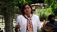 Başkan Fatma Şahin Anneler Günü sebebiyle şiir okuduğu sırada gözyaşlarına hakim olamadı
