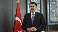 Bakan Kurum'dan Kanal İstanbul açıklaması: 6 yıl içinde tamamlanacak