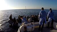 Türk Sahil Güvenlik Çanakkale açıklarında 53 düzensiz göçmeni kurtardı