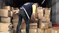 İzmir'de ele geçirildi: Bitcoin üretmeye yarayan 501 kaçak cihaz