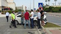 Antalya'da yaralamalı trafik kazası sonrası 'kim haklı' tartışması