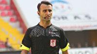 Tuzlaspor-Giresunspor maçında olay çıkartan hakem kararları