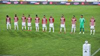 Sivasspor beraberliğe abone: 17 oldu