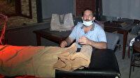 Bağcılar'da polisleri hayrete düşüren baskın: Bir yanda nargile bir yanda fizik tedavi