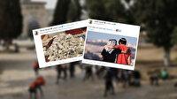 BAE'li hesaplardan işgalci İsrail güçlerine destek Filistinlilere suçlama