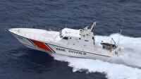 Yunanistan bu kez de Türk denizcileri ölüme sürükledi: Adaya yanaştırılmayan denizcilerin imdadına Türk Sahil Güvenliği yetişti
