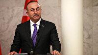 Bakan Çavuşoğlu: Filistinli kardeşlerimizin sesi olmaya devam edeceğiz