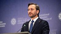 İletişim Başkanı Fahrettin Altun: İsrail'in alçakça ve zalim saldırılarına 'dur' demenin vaktidir