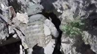 MSB duyurdu: Pençe-Yıldırım Operasyonu'nda rehine odalı mağara tespit edildi