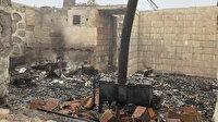 Rize'de yayla evleri birer birer kundaklanıyor: Bir haftada 6 evi kullanılamaz hale getirdiler