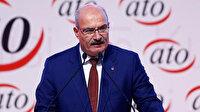 ATO Başkanı Baran'dan Ramazan Bayramı mesajı: Bu bayram da gönüllerimizle kucaklaşalım