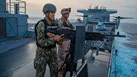 İran-ABD arasındaki gerginliğe bir yenisi daha eklendi: 30 el uyarı ateşi açıldı