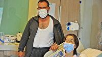 Duygulandıran sürpriz: 'Tatile gidiyoruz' diyerek hastaneye getirdiği eşine böbreğini verdi