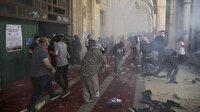"""Kudüs'teki kiliselerden İsrail'e """"şiddete son ver"""" çağrısı"""