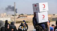 Kızılay'dan Kudüs ve Gazze'ye yardım eli: Acil ilaç ve tıbbi malzemeler teslim edildi