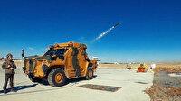 TSK'nın emrinde: Tek sette 12 roket ateşleyebiliyor