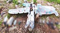 PKK maket uçakla saldıracaktı
