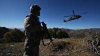 Pençe-Yıldırım operasyonunda beş PKK'lı terörist daha etkisiz hale getirildi
