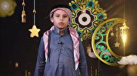 Çocuklardan Ramazan Bayramı mesajı