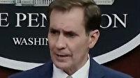 Pentagon Sözcüsü Kirby muhabirin İsrail sorusunu cevaplayamadı