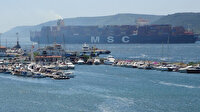 Çanakkale Boğazı 9 saat tek yönlü gemi trafiğine kapatıldı