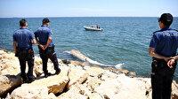 Denizde gören polisi aradı: Mersin sahilinde ölü balina bulundu