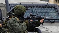 İşgalci İsrail askerleri Batı Şeria'da 8 Filistinliyi yaraladı
