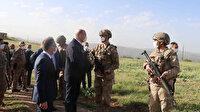 Bakan Soylu'dan Gabar'daki güvenlik güçlerine bayram ziyareti